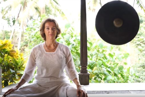 An ayurvedic retreat